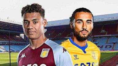 PL: Aston Villa v Everton