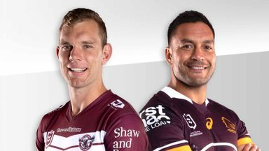 NRL: Sea Eagles v Broncos