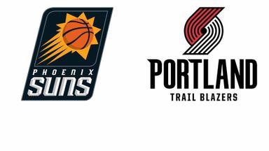 NBA Week 21: Portland @ Phoenix