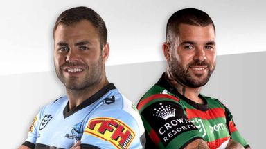NRL: Sharks v Rabbitohs