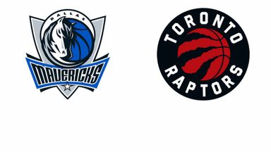 NBA Week 21: Toronto @ Dallas