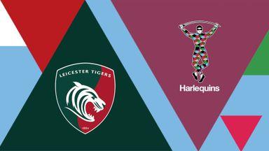 GPR: Leicester v Harlequins