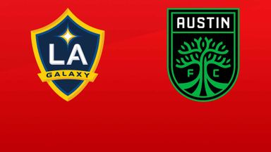 MLS: LA Galaxy v Austin