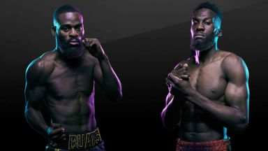 Fight Night: Buatsi v Dos Santos