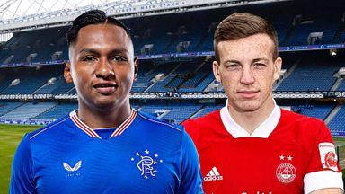 SPFL Hlts: Rangers v Aberdeen