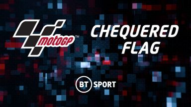 GP France - Chequered Flag