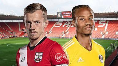 PL: Southampton v Fulham