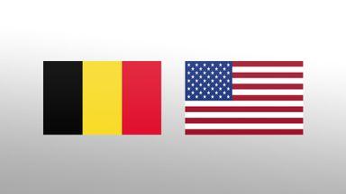Women's FIH: Belgium v USA 16/05/21