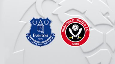 PL: Everton v Sheffield
