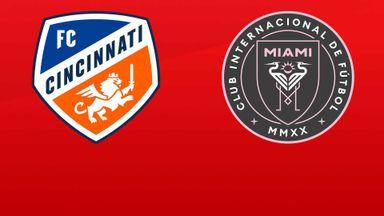 MLS: Cincinnati v Inter Miami
