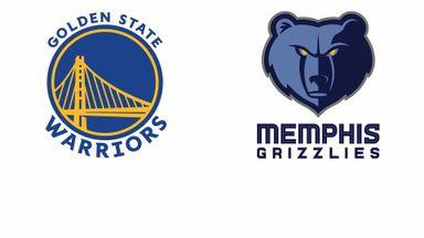 NBA: Golden State @ Memphis