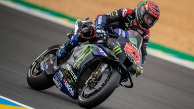 GP France: 2021