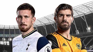 PL: Tottenham v Wolves