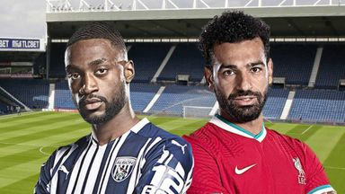 PL: West Brom v Liverpool