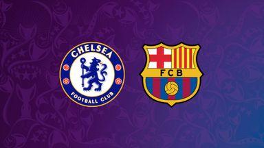 UWCL: Chelsea v Barcelona - Final 2