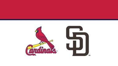 MLB: Cardinals @ Padres