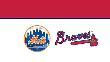 MLB: Mets @ Braves