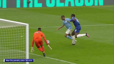 Should City have been awarded penalty?