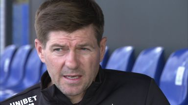 Gerrard expecting bids for Rangers players