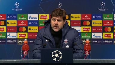 Poch: No excuses; UEFA can investigate ref claim