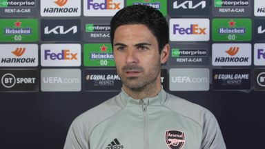 Arteta: We do not want distractions