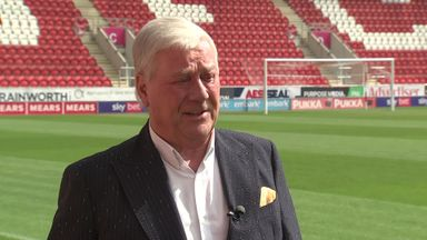 Rotherham chairman criticises refereeing