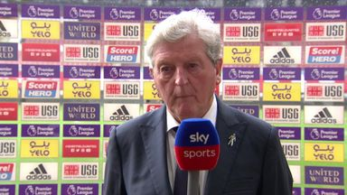 Hodgson: We should've had more than two goals