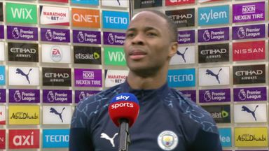 Sterling: I don't know how it's not a penalty