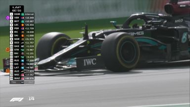 Hamilton wins after epic fightback!