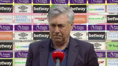 Ancelotti makes changes