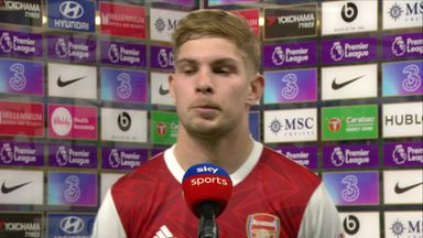 Smith Rowe: We showed our character