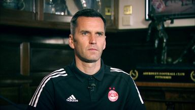 Glass talks Rangers, Aberdeen future & transfers