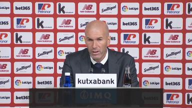 Zidane: I am leaving? It's a lie