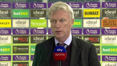 Moyes: We've earned the position we're in