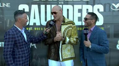 Fury: I'm the best that's ever lived