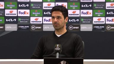 Arteta gets tetchy as questions on future keep coming