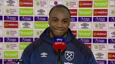 Antonio: VAR has killed my celebrations!