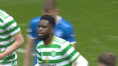 Edouard equalises for Celtic!