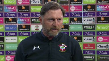 Hasenhuttl: Attacking play was lacking