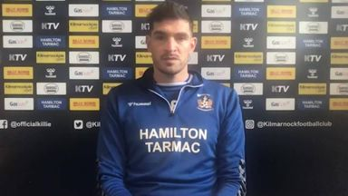 Lafferty: Kilmarnock ready to battle for survival