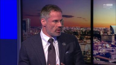 Carragher: Don't let violence ruin message