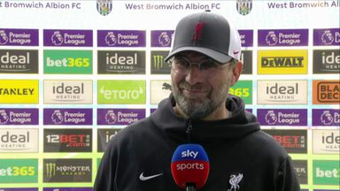 Klopp: Unbelievable header from Alisson