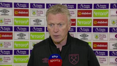 Moyes: We have to win next four