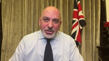 Zahawi: Fans at FA Cup final is a huge step