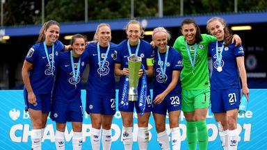 Aluko: Relentless Chelsea best in world