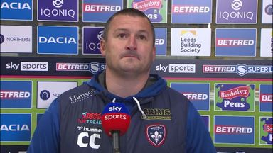 Chester: We were unlucky