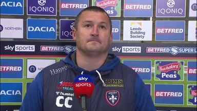 Chester: We were unlucky