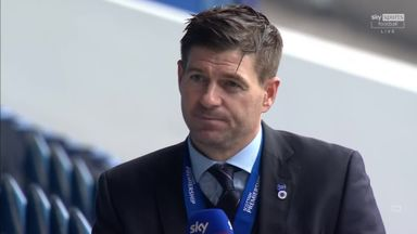 Gerrard reflects on title success