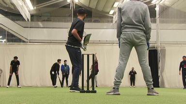 Edgbaston's Ramadan cricket league