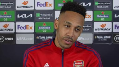 Auba: I lost 4kg during malaria scare